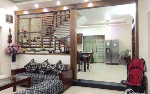 Bán nhà đẹp La Thành, S50m2, 4T, MT 3.5m, Giá 4.75tỷ.