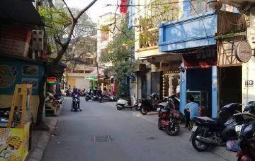 Chính chủ bán nhà phân lô 6 tầng x 60m2, vỉa hè kinh doanh phố Thái Hà, 12,5 tỷ