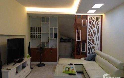 Bán nhà lô góc tuyệt đẹp 5 tầng ngõ Thịnh Quang, để lại toàn bộ nội thất xịn giá 4,4 tỷ