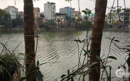 Bán nhà lô góc mặt Hồ Phương Mai, 9m mặt giá chỉ nhỉnh 2 tỷ-0389585666