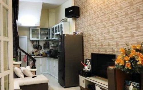 Bán nhà mới 4 tầng đẹp đủ gia đình nhỏ chỉ 2.4 tỷ ngõ Thổ Quan
