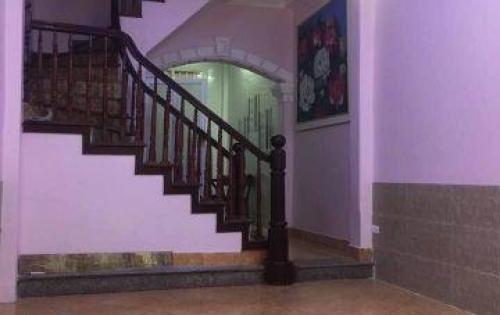 Bán nhà đẹp 2 mặt thoáng 45m2 x 5 tầng ngõ Thịnh Quang, giá 4,3 tỷ