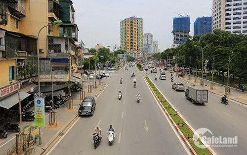 Bán nhà mặt phố NGUYỄN CHÍ THANH 72m x 5T ,giá 29,8 tỉ KD đỉnh.