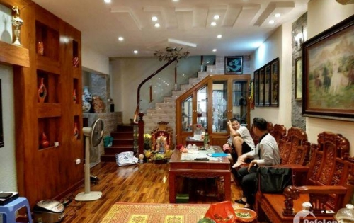 Bán nhà đẹp Thịnh Hào 1 – phố Tôn Đức Thắng, DT 75m2, MT 4,3m, giá 5.9 tỷ.