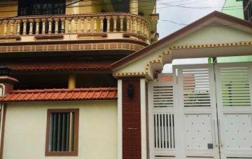 Bán nhà 2 tầng 2 mặt tiền gần rada bộ đội, xã Lộc Ninh, Đồng Hới Quảng Bình