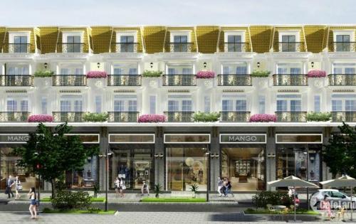 Bán gấp nhà mặt phố Ngô Xuân Quảng 90m2, Trâu Quỳ, Gia Lâm giá rẻ, đường 15m, kinh doanh cực tốt.