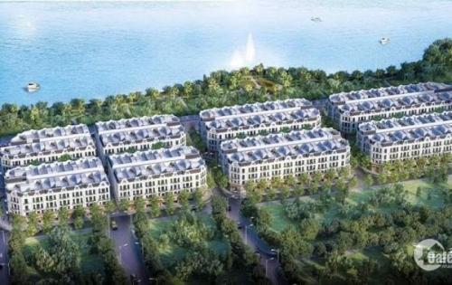 Bán nhà phố dự án Thuận An Central Lake căn góc hot nhất TT Trâu Quỳ