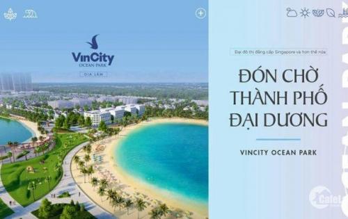 Cơ hội sở hữu căn hộ VINCITY Ocean park – chỉ hơn 100 triệu đồng