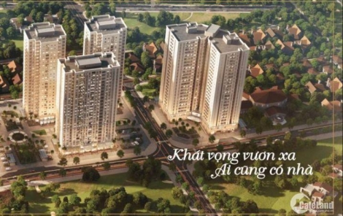 dự án Mipec City View, giá trực tiếp CĐT.
