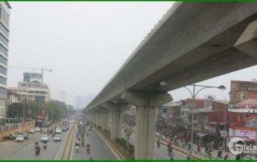 Bán nhà mặt đường Quang Trung Hà Đông 27,5m2. 5,72 tỷ.