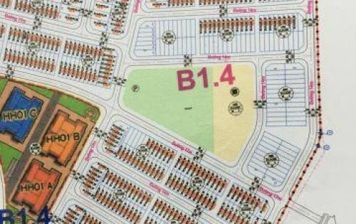 Chính chủ bán đất liền kề thanh hà tự thiết kế xây dựng giá siêu rẻ