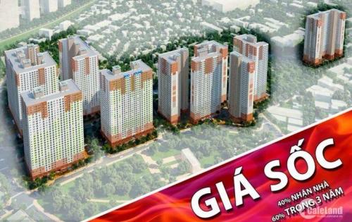 Bán căn 95m căn 3pn chung cư quốc tế booyoung Vina Mỗ Lao – Hà Đông