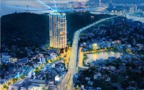 Condotel cực HOT hiện giờ ở trung tâm khu du lịch Vịnh Hạ Long - 01635726568