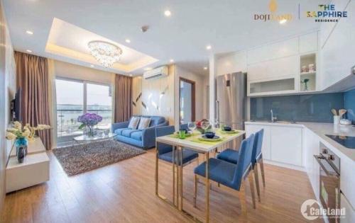 Bán chung cư The Sapphire Residence tiêu chuẩn 5 sao số 1 tại Hạ Long, giá chỉ 1.4 tỷ/căn