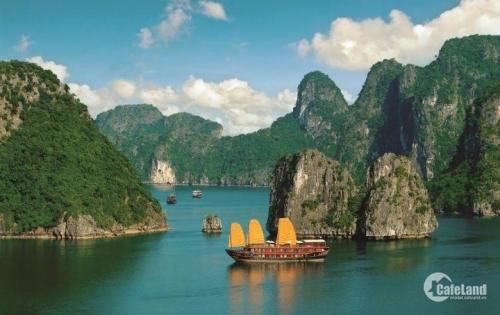 Ha Long Bay view - Giá tri nhân đôi, Tầm nhìn vượt trội!  Cơ hội sinh lời bền vững, an tâm đầu tư!