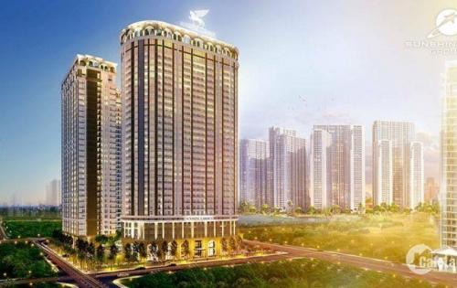 Quỹ căn hộ giá tốt cuối cùng tại Chung cư Sunshine Garden