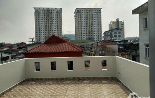 Bán nhà Hồng Mai, diện tích 34m, 5 tầng, mặt tiền 4.5m, ngõ 3m, giá 3.7 tỷ