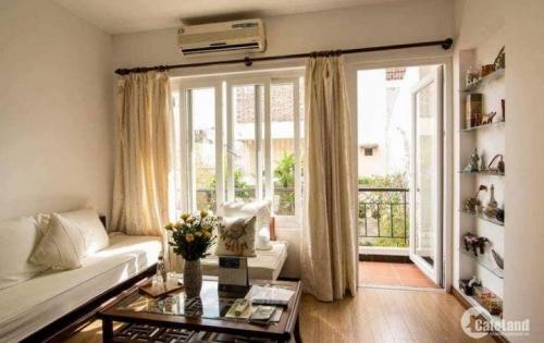 Nhà mặt phố Minh Khai 100m2, 5m mặt tiền vỉa hè rộng QH ổn