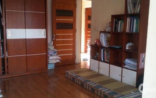 Chính chủ bán căn hộ chung cư ở ngay mặt đường Bà Triệu.