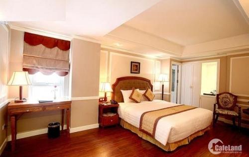 Bán khách sạn 3 sao, phố Hàng Hành, Hoàn Kiếm Hà Nội 189.5m2 nở hậu