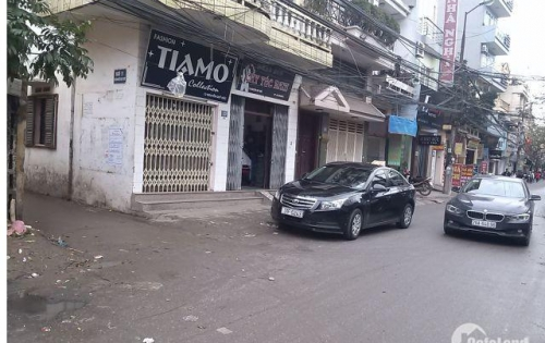 Thật khó tin khi sở hữu nhà Mặt Phố quận Hoàng Mai chỉ 80tr/m2, 70m2 5 tầng kinh doanh sầm uất