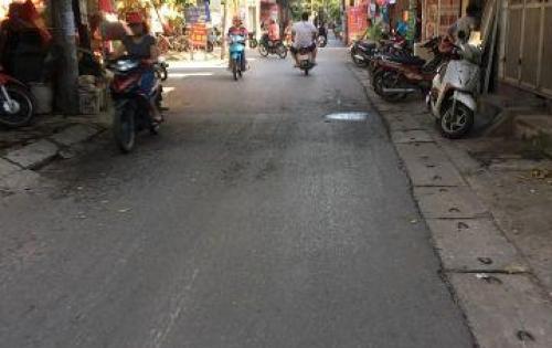Nhà MẶT NGÕ 5M - KINH DOANH SẦM UẤT phố Tân Mai, 66m2, 5.8 TỶ.