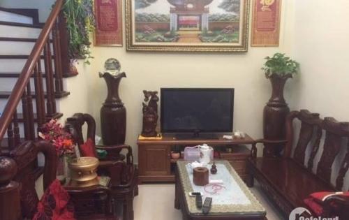 Bán nhà riêng Hoàng Mai, mặt tiền 4.5m, nở hậu, 48m2, 3.5 tỷ