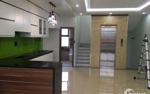 Cần bán nhà đường 24 Kim Đồng,kd cực sầm uất, 55m2,6 tầng,thang máy,ô tô vào nhà,10,8 tỷ