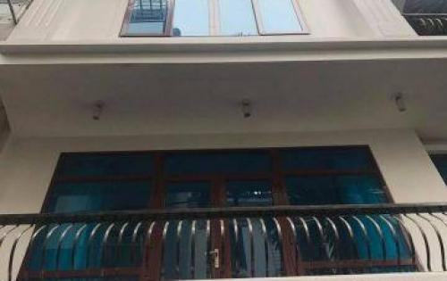 Nhà mới đẹp 6 tầng gara, thang máy, KD phố Hoàng Mai giá 6,5 tỷ.