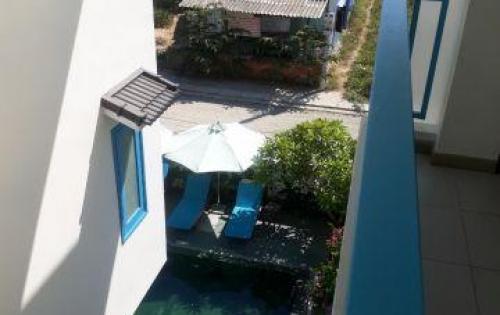 Bán Villa đẹp, mới xây, 10 phòng, giá tốt khu biển Cửa Đại.