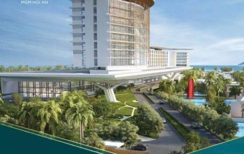 Cơ hội sinh lời cao và đều đặn nếu đầu tư căn hộ cao cấp view biển MGM Hội An - Đà Nẵng
