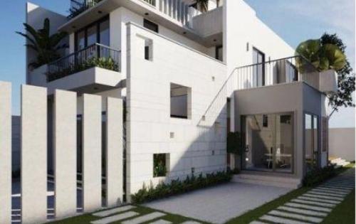 Tôi cần bán gấp căn biệt thự nhà vườn mini mới xây giá 1,9 tỷ