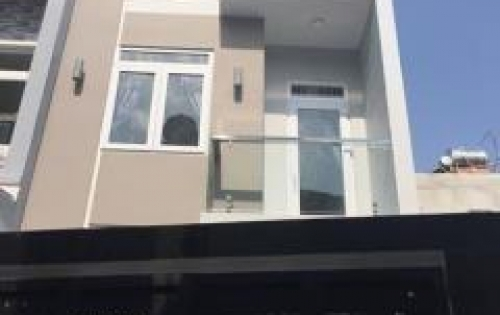 Nhà mới xây chính chủ 2 MT. Đường số 15, Bình Hưng Hòa, Bình Tân
