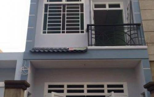 Bán gấp nhà mới xây 1T2L đường Nguyễn Hữu Trí 100m2, SHR