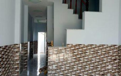 Bán nhà khu tái định cư Tân Phước đường quốc lộ 50
