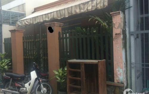 Bán gấp nhà cấp 4 đường Quách Điêu, Bình Chánh, 9x20m2, SHR