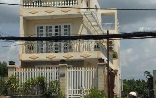 Nhà mặt tiền 5 x 17 (85m2) An Phú Tây-Hưng Long B/Chánh. 2.200.000.000 đ