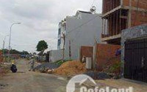 Bán nhà phố và đất nền xây dựng tự do, MT Đoàn Nguyễn Tuấn, Bình Chánh, 750tr/căn hoặc 400tr/nền, có sổ hồng