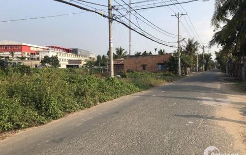 Bán đất mặt tiền Bùi Thanh Khiết, Bình Chánh, sổ hồng riêng