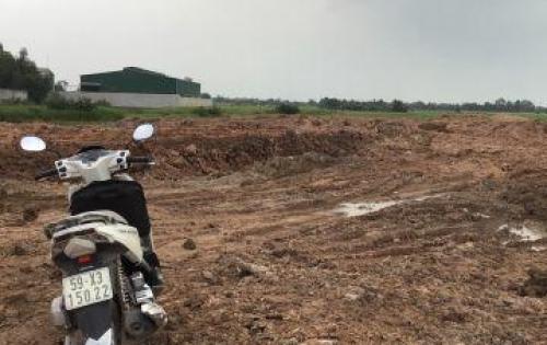 Cam kết Đầu tư sinh lời 10% chỉ sau 3 tháng. Tại dự án đất nền Huyện Củ chi - Hốc Môn - q12