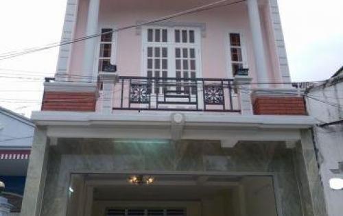Bán gấp căn nhà 1 trệt 1 lầu ở Củ Chi, sổ hồng riêng, giá 1,1 tỉ, có thương lượng