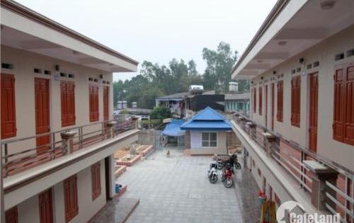 Kẹt tiền bán gấp dãy trọ 16 phòng nằm liền kề KCN Tân Phú Trung, giá chỉ 1ty6 sổ riêng