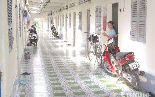 Cần bán gấp dãy trọ 10x24 ở gần chợ Việt Kiều trả nợ ngân hàng  giá 1tỷ3 Sổ Riêng
