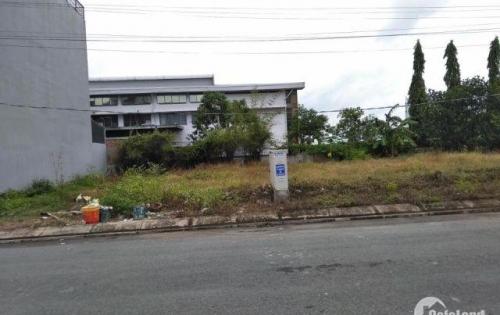 Bán nhanh lô đất sau chợ Hóc Môn giá 900 triệu