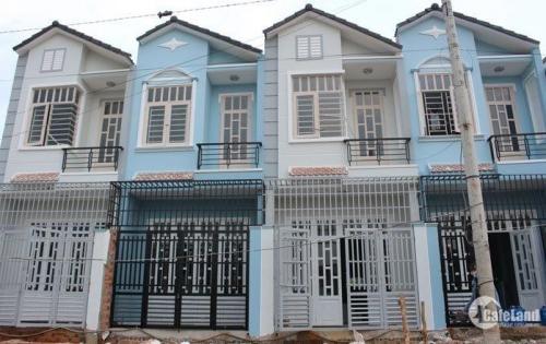 Bán gấp nhà Hóc Môn, sổ hồng riêng, 4x20m, giá 1 tỉ, có tl