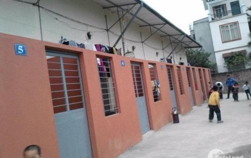 Cần bán dãy 7 phòng trọ trên đường Thanh Niên ,Hóc môn.120m2 giá 1 tỷ550tr