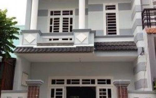 Nhà bán Lê Thị Hà 1trệt 1lầu, 40m2. Có sổ. Đường oto tới nhà