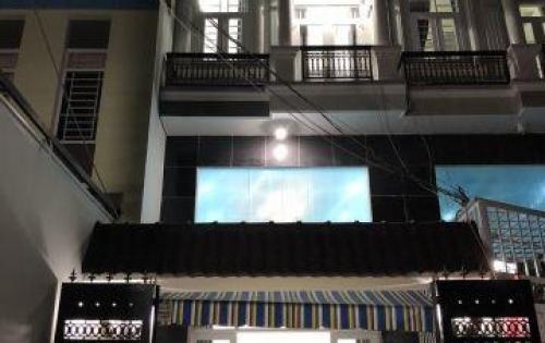 Bán nhà hẻm 1979 đường Huỳnh Tấn Phát, Nhà Bè, DT 4m x16m, tặng toàn bộ nội thất giá 4.7 tỷ