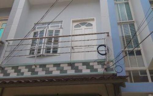 Bán nhà hẻm 2266 Huỳnh Tấn Phát, Nhà Bè, nhà mặt phố, 2 lầu đúc thật, 4PN giá 1.5 tỷ