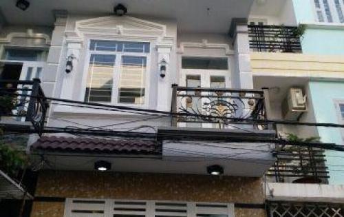 Nhà bán hẻm 1979, Huỳnh Tấn Phát, Nhà Bè, cách cầu Phú Xuấn 500m, DT 4m x 15m, 2 lầu, 4PN giá 4.8 tỷ